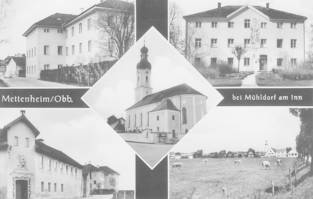 Chronik - Kreuzer Wirt in Mettenheim